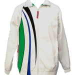 jacket with strip 8